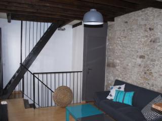 Pièce Principale vue de la cuisine - Main room seen from kitchen