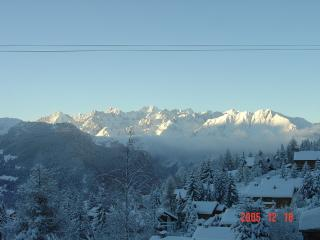View from Chalet - West