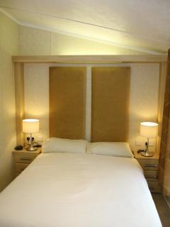 Master Bedroom in the Monach range