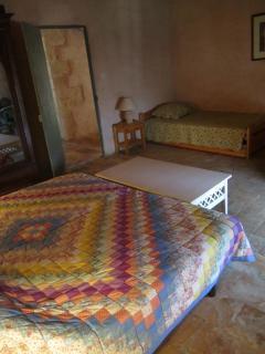 Chambre (2 lits simple ou un double)