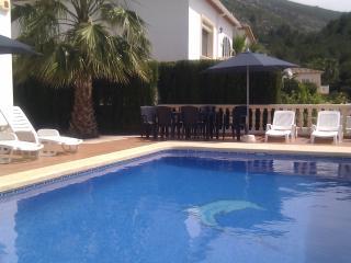 Cool down in your own Private Pool at Casa Bonita