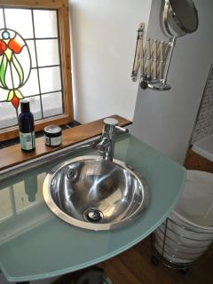 Modern and stylish fixtures and fittings