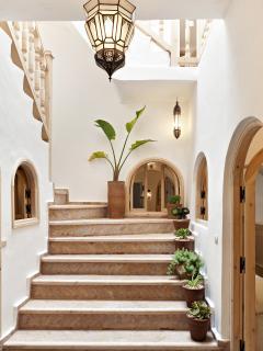 Entrance Riad DAR BÔ