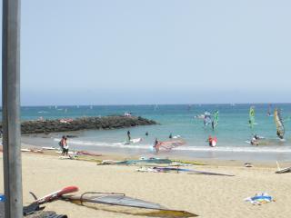 Puedes practicar windsurf