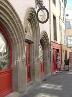 Lace Museum, Brioude (Hotel de la Dentelle)