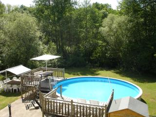 Heated Pool & Decking