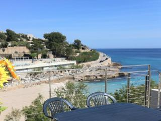 Luxury Penthouse on the beach!, Cala Sant Vicenç