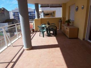 Moncofa playa, apartamento 4-6 pers