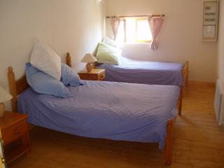 2nd Double bedroom, double and single beds