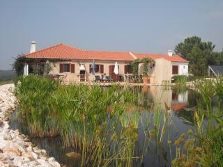 Alentejo S-W holiday villa 7 km from praia de Odeceixe.NOT FOR RENT ANYMORE