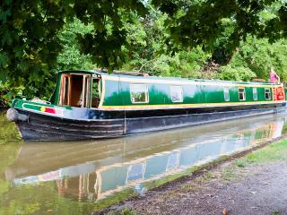 Kate Boats: Jenella, Warwick