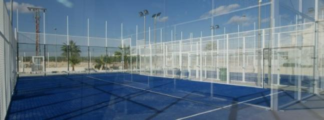 Aquadel Padel Courts