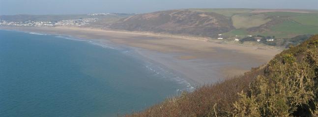 Miles of Unspoilt Beaches