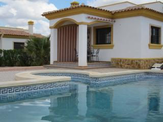 Villa Conchitta (private villa) - Hondon de las Nieves