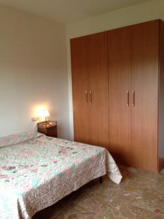 camera con 3 posti letto con la possibilità di aggiungere 1 p.l.