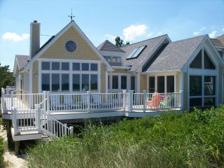 Updated oceanfront home with direct beach access!, Bethany Beach