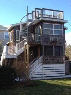 2 bedroom Bethany Beach house with roof top deck!