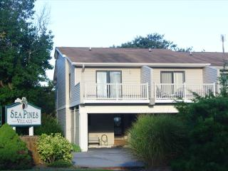 Just 1 block to the beach, 2 bedroom town home with pool, Bethany Beach