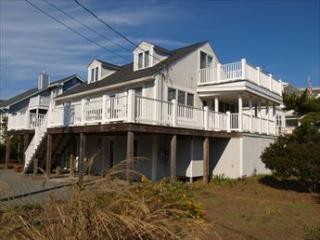 Spacious 5 bedroom home with large deck. Close to the ocean!, South Bethany