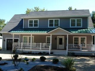 1 ½ story, quiet cul-de-sac beach home in Bethany West, Bethany Beach