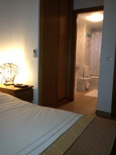 Master Bedroom with view to en-suite