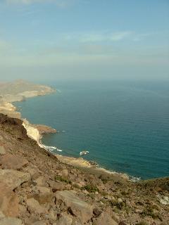 Nearby Cabo de gata