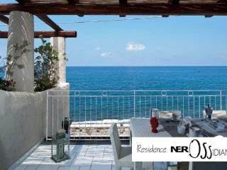 Design sea view Apartment in Lipari - Nerossidiana 15, Acquacalda