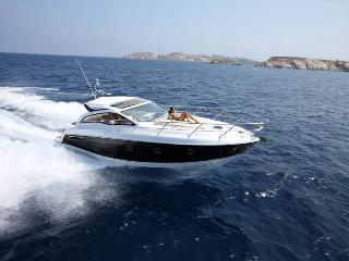 Barca a motore 38 piedi 2010