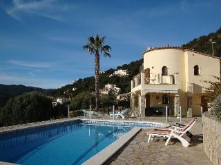 Casa Gavarres en Calonge, España