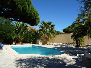 Villa La Rescapade Mazet 4/6 pers. 150m Plage, Sainte-Maxime