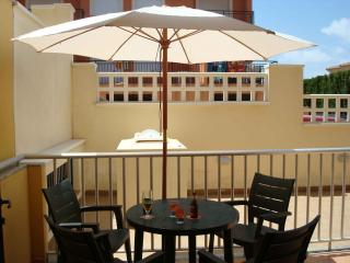 Las Brisas - (2nd) 1 bed apartment, Puerto de Mazarron