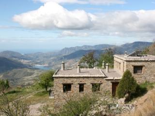 Secluded mountain house Cañar, Las Alpujarras, Canar