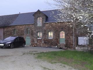 Le logis de la Provosteraye, Mayenne