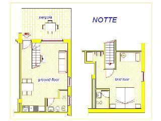 mappa appartamento