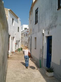 Discover the narrow winding roads of Old Town lined with old fishermans cottages
