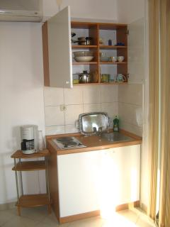Apartment incl. kitchenette