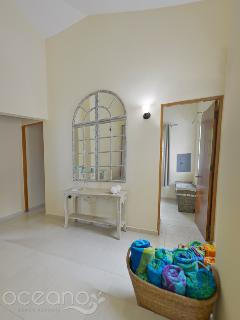 Upstairs Foyer/Laundry Room