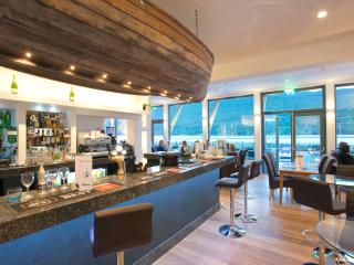 The all new Taymouth Marina Restaurant - 01887 830450