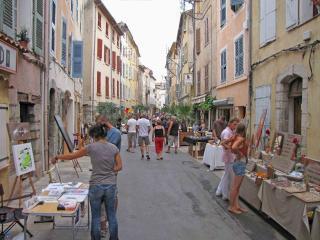 En Provence, Entre le Verdon et  St Tropez