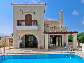 4 Bedroom Luxury Villa In Rethymnon, Crete, Asteri