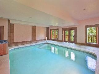 Indoor Pool Beauty