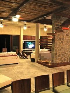Casa Maya Kaan - General view of the living areas - Tulum vacation rentals