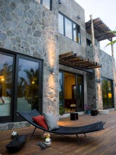 Casa Maya Kaan - large deck steps from the beach - Tulum vacation rentals