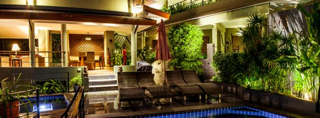 Exotic and beautiful ambiance at Villa Emerald
