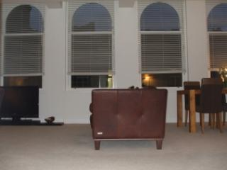 4 of 8 arched windows in lounge
