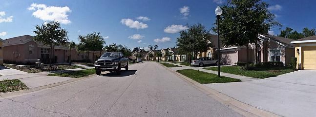 Street View, Scrub Jay Way - Sandy  Ridge, Davenport