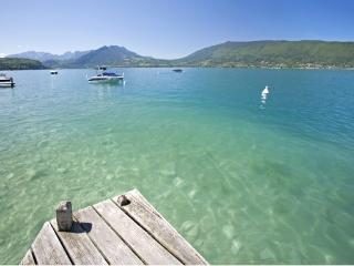 Maison au bord du Lac d'Annecy pour 7 personn