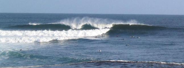 Easkey Left Wave August