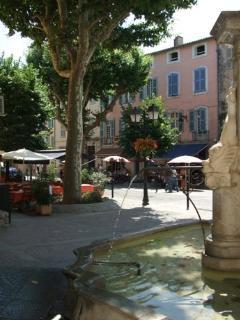 Lorgues Village
