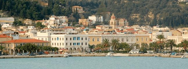 Zakynthos Town Harbour - (10 min drive from Kalamaki Court)